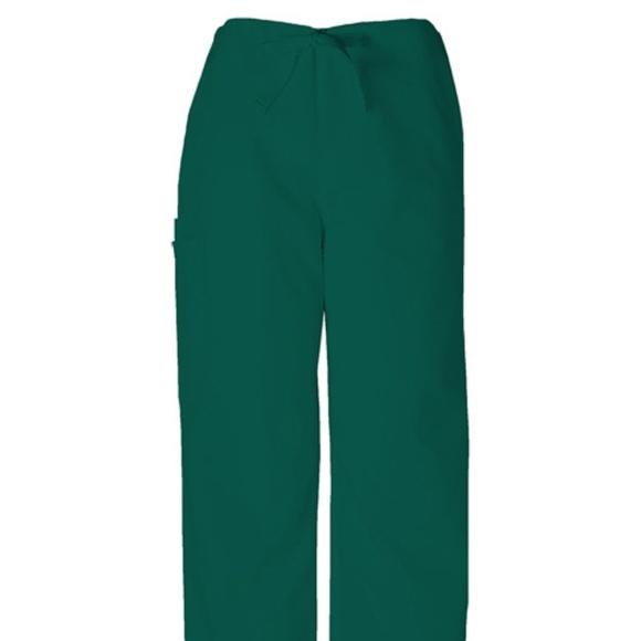 ef0aba112cd Cherokee Pants | Nwt Unisex Drawstring Scrub Pant Green | Poshmark